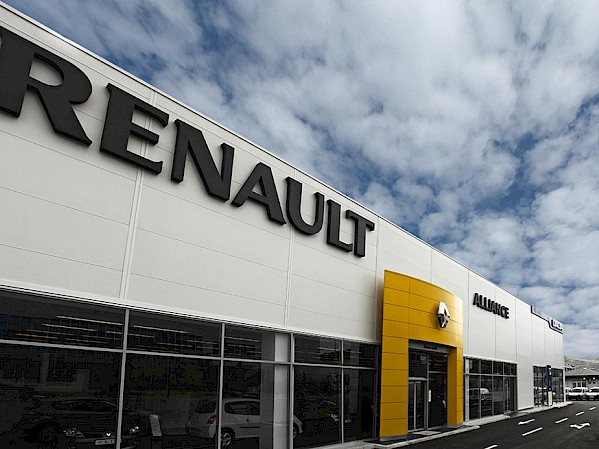 Renault Alliance